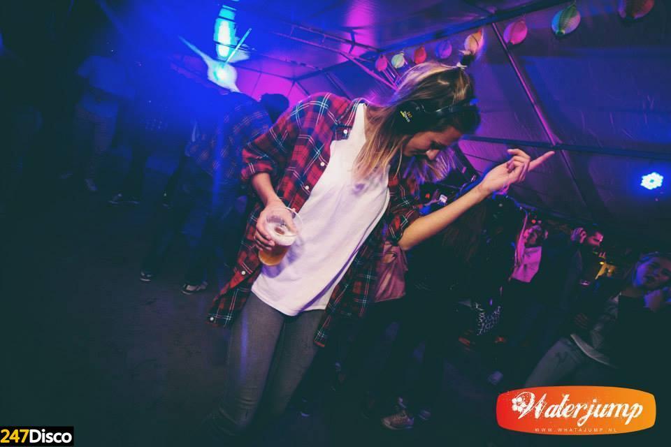 silent disco feest