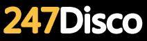 247Disco - Silent disco verhuur logo